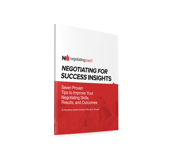 Negotiating for Success Insights E-book