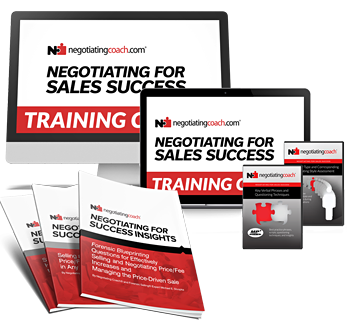 Negotiating for Sales Success Training Course